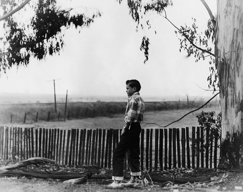 Frank Cissne circa 1952